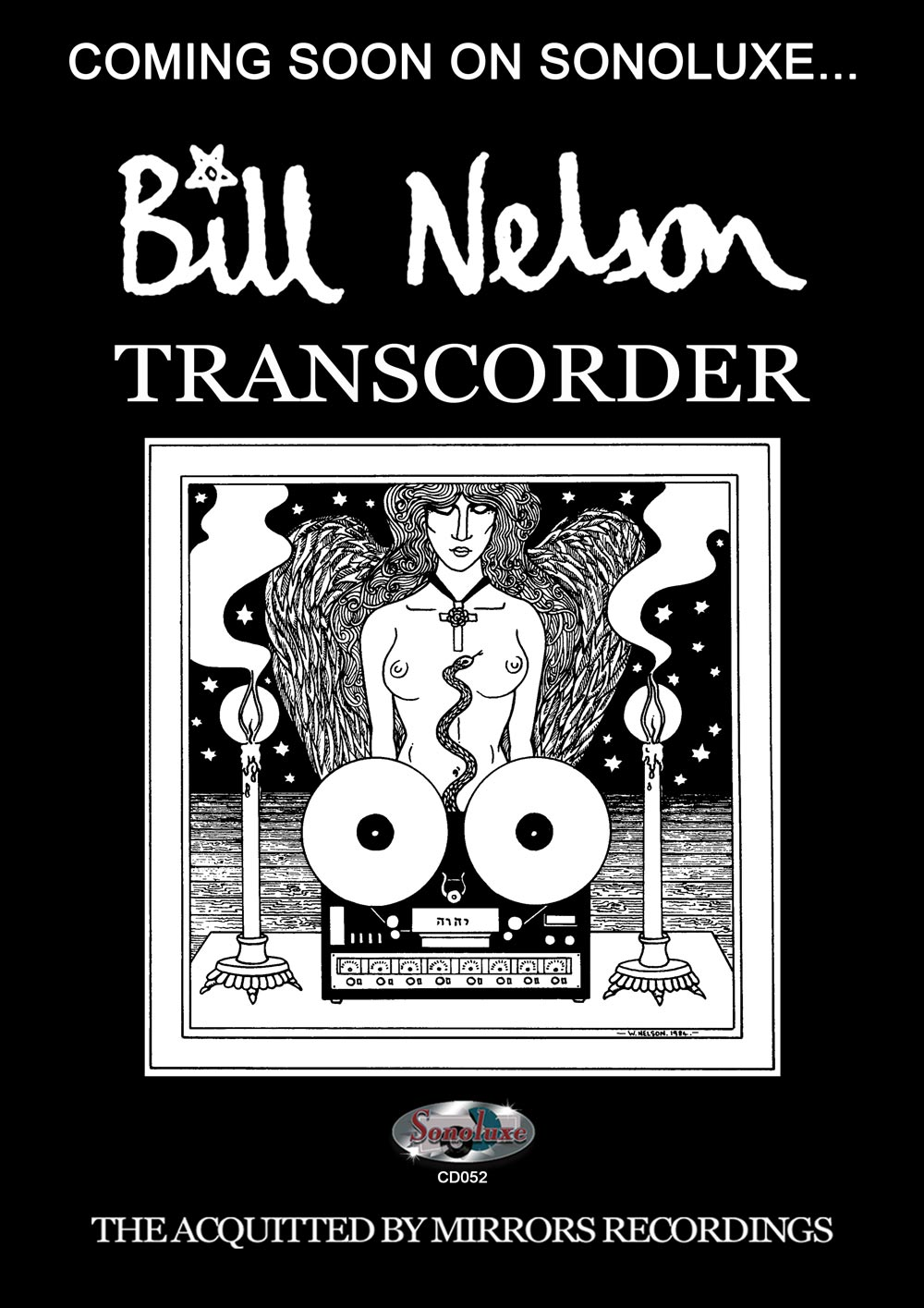 Transcorder - Flyer
