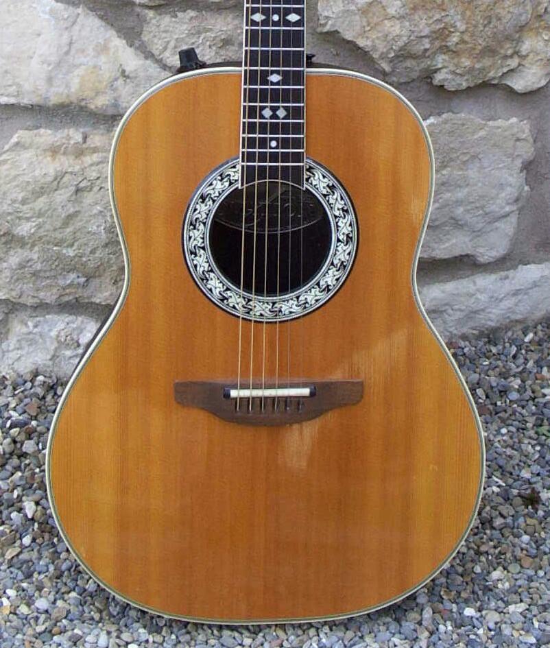 Ovation 'Glen Campbell' Acoustic