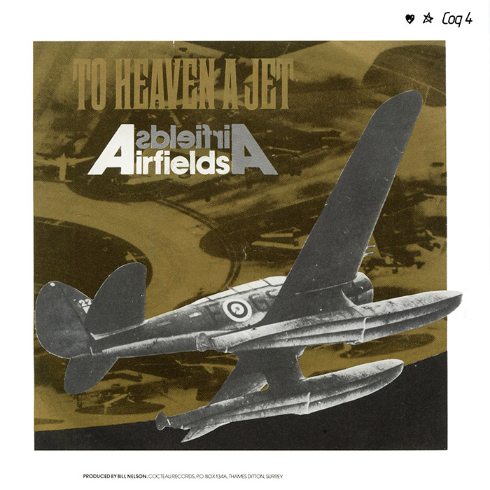 Airfields - Front Cover