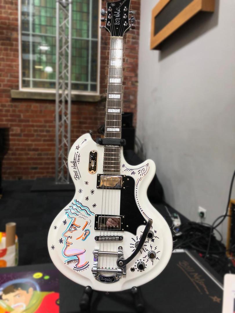 Prize Guitar