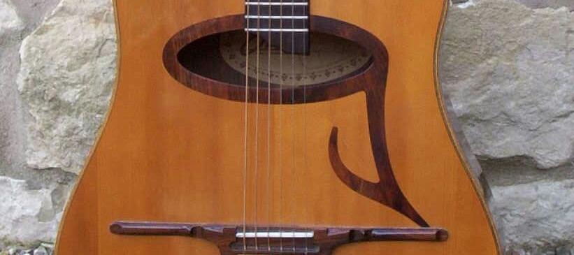 Eko-Maccaferri-Style Acoustic