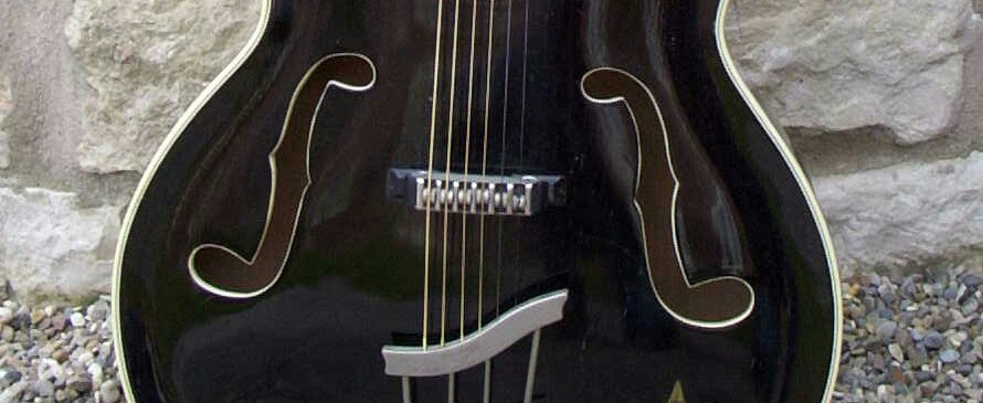 Arnold Hoyer Archtop