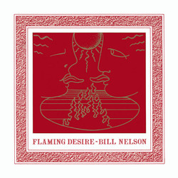 """Flaming Desire 7"""" - Cover"""