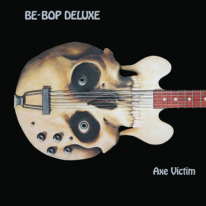 Axe Victim - Cover