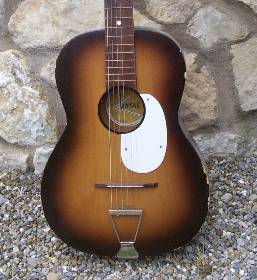 Battered Old Romanian Acoustic