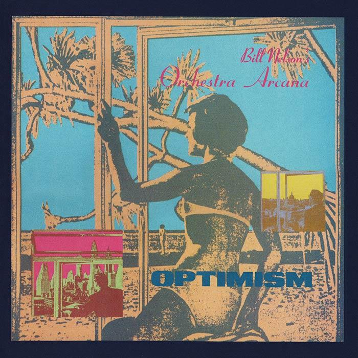 Optimism - Reissue Cover