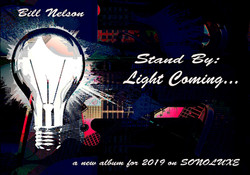 Stand By: Light Coming... - Flyer