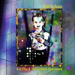 Kid Flip And The Golden Spacemen - Cover