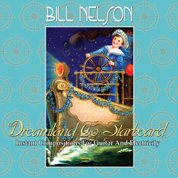 Dreamland To Starboard - Cover