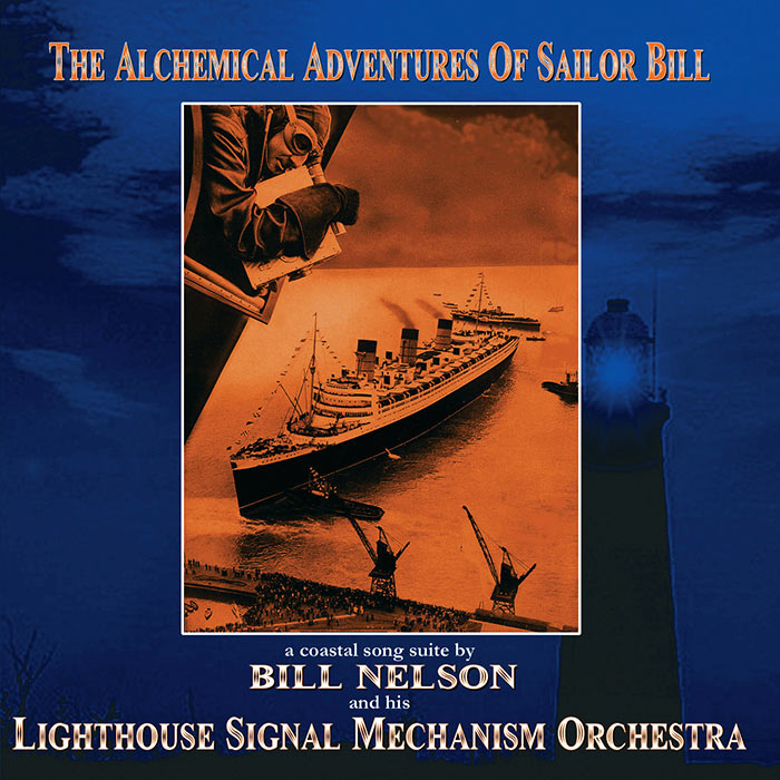 The Alchemical Adventures Of Sailor Bill - Cover