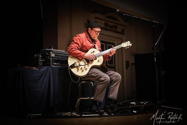 Bill Nelson Live, Leeds 2019