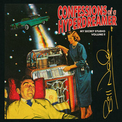 Confessions Of A Hyperdreamer - Cover