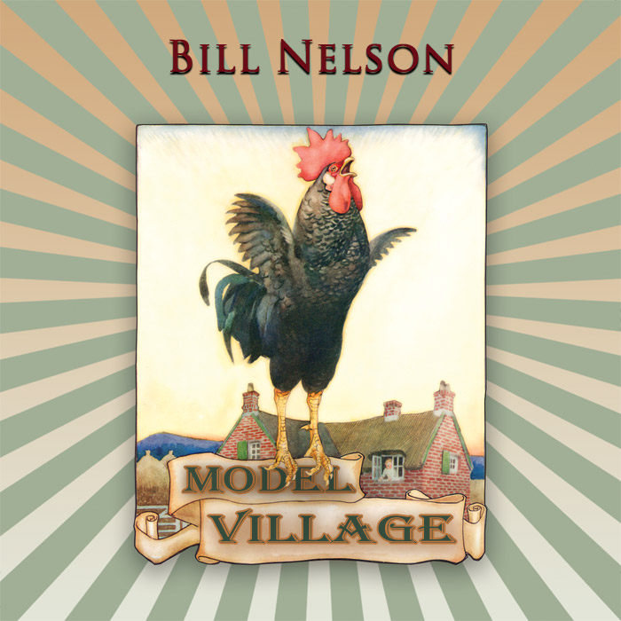 Model Village - Cover