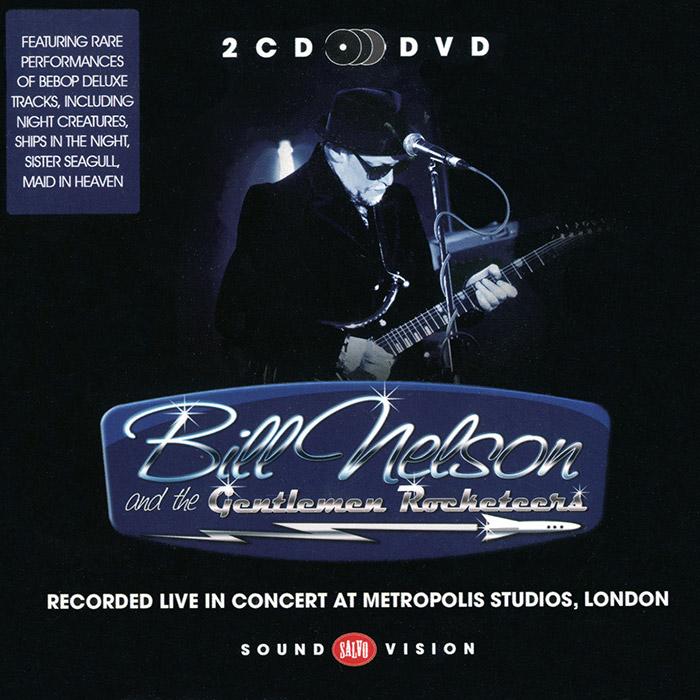 Recorded At Metropolis Studios - Cover