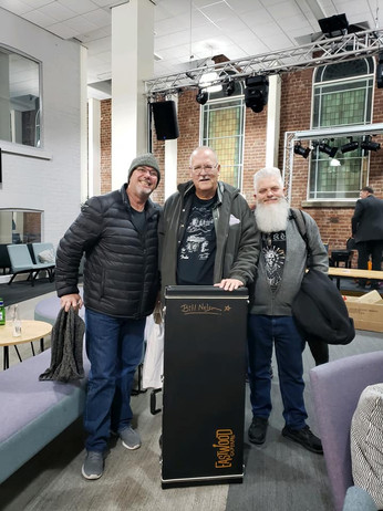 Kevin, Dave & Bruce
