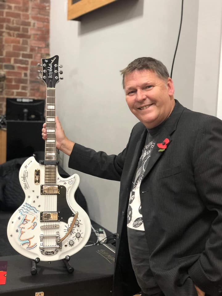 Guitar & Ged