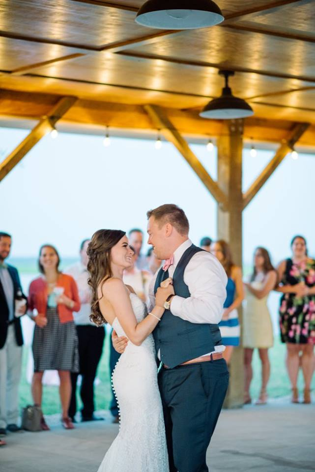 Cousiac Manor Rondeau Wedding 2