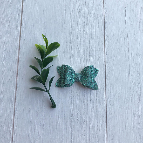 Duo de minis turquoises