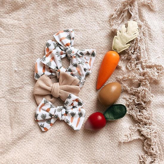 boucles carottes