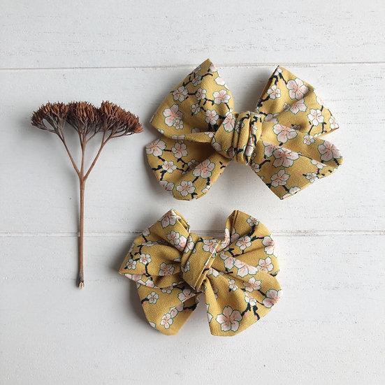 Fleurs moutardes