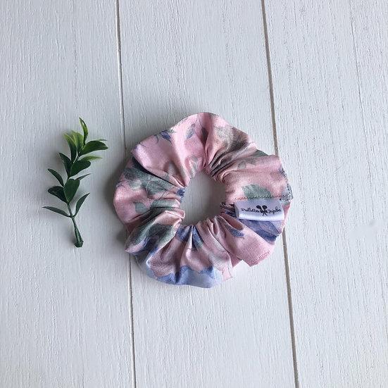 Chouchou fleurs vintage