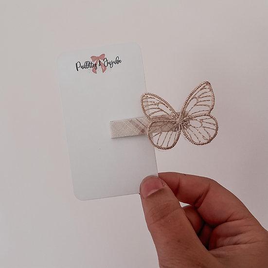 Clip papillon