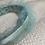 Thumbnail: serres-têtes froisés turquoise avec paillettes
