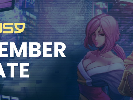 Sense: A Cyberpunk Ghost Story Joining Plus9's Game Club