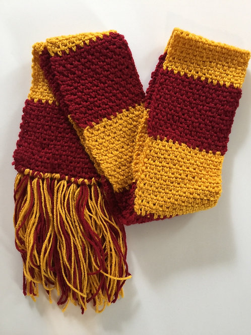 HP house scarf