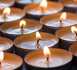 many-small-roundness-burning-candles-clo