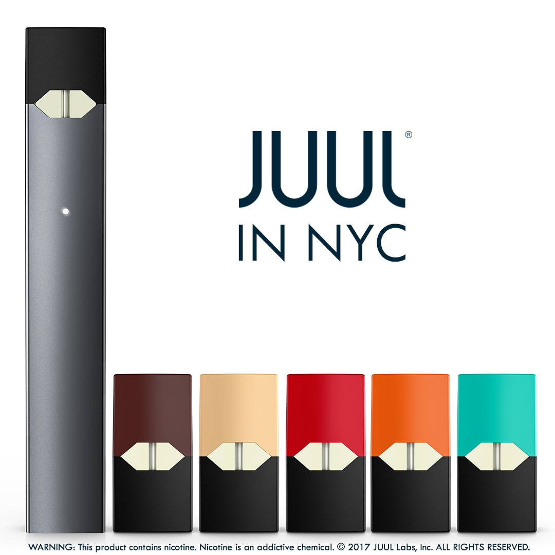 Juul Electronic Cigarettes