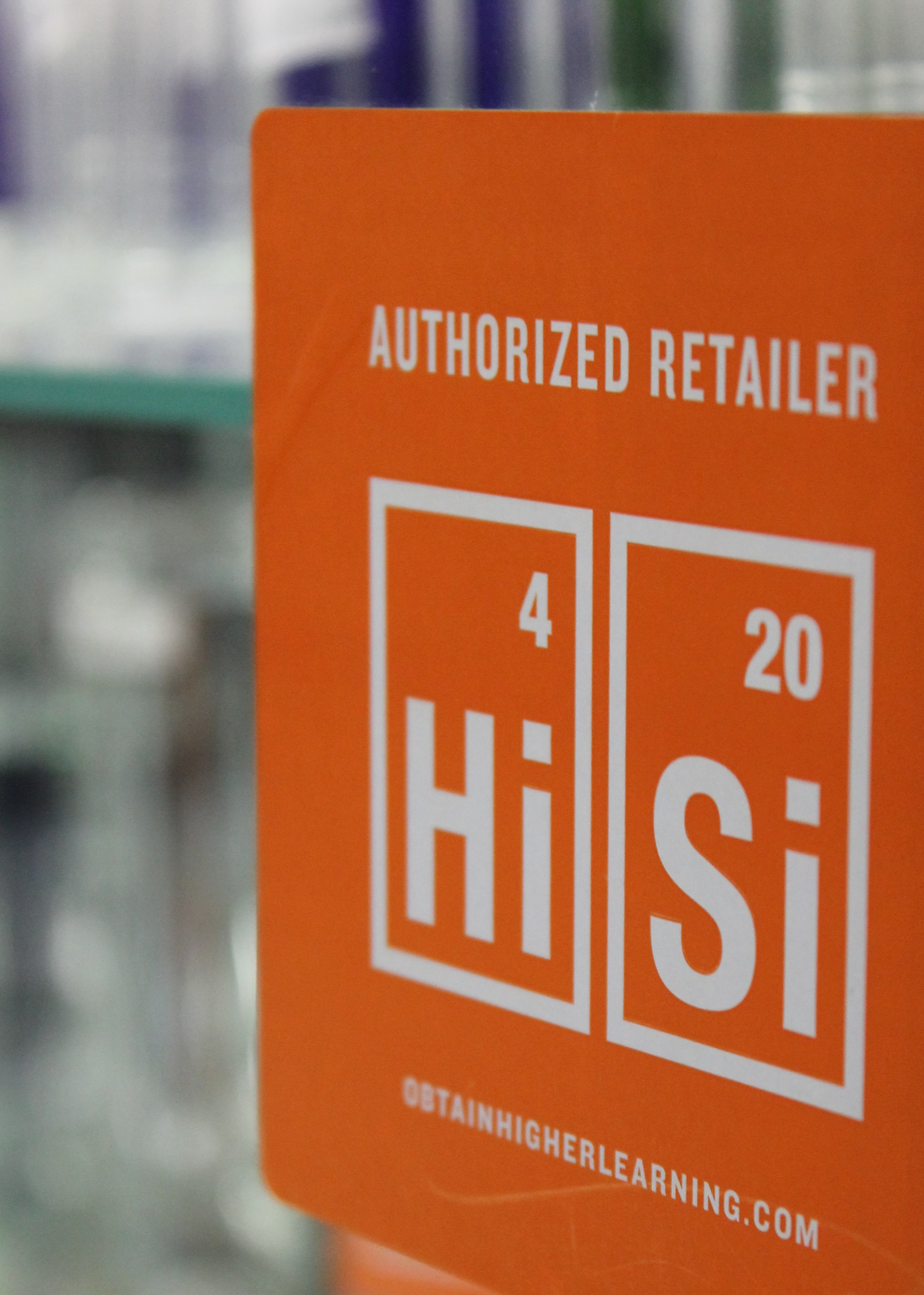 HiSi Authorized Retailer