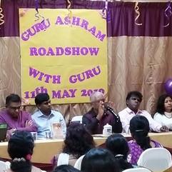 Guru Ashram Road Show