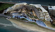 W Resort Hotel & Residence, The Palm Jumeirah Dubai - UAE