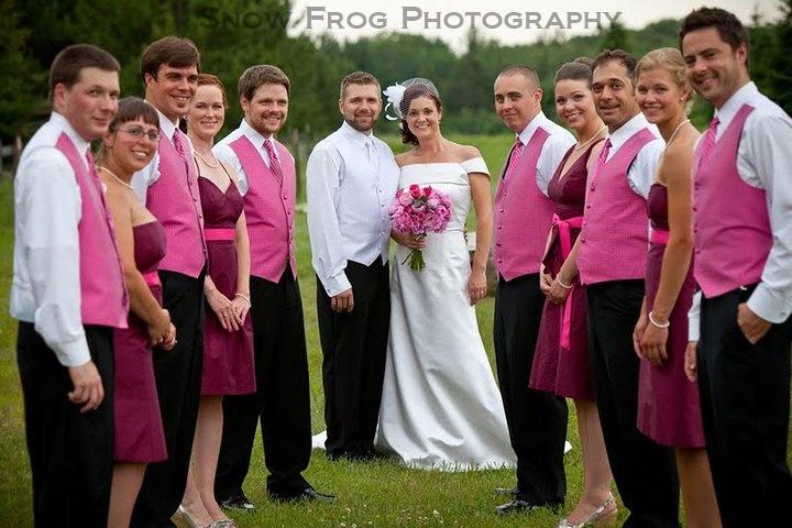 wedding party copy