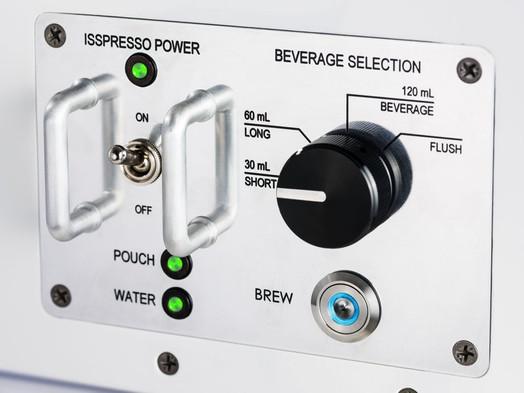 Espresso stroj už nájdete aj v kozme