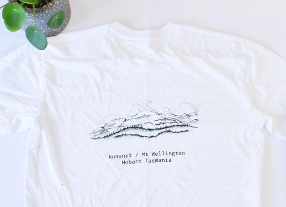 kunanyi/ Mount Wellington Tshirt