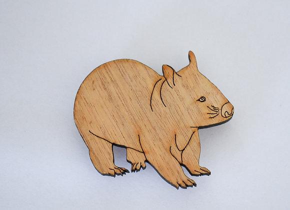 Wombat Magnet