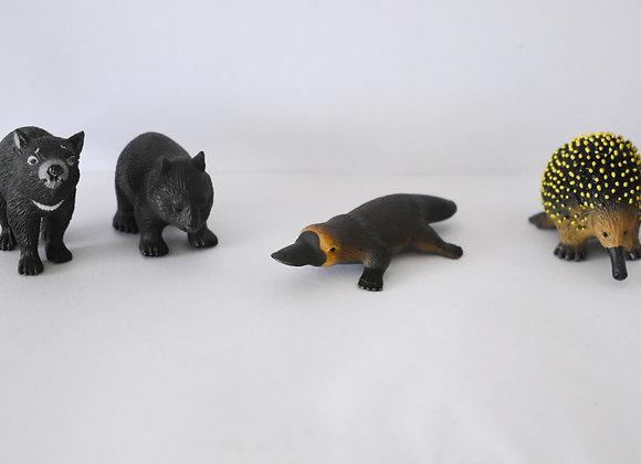 4 Furry Friends