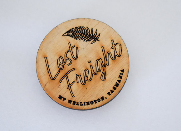 Lost Freight Magnet