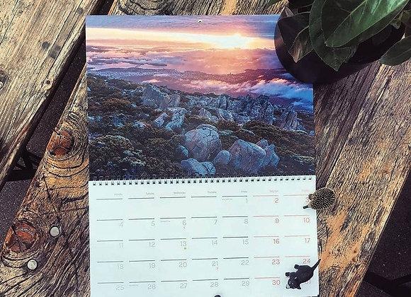 2021 kunanyi Calendar