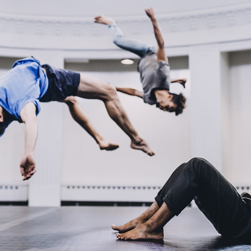 Uppercut Danseteater: JUMP