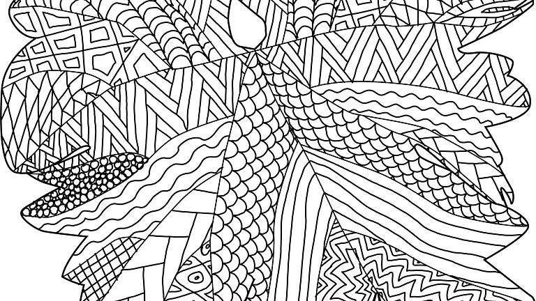 Tegn med naturens mønstre