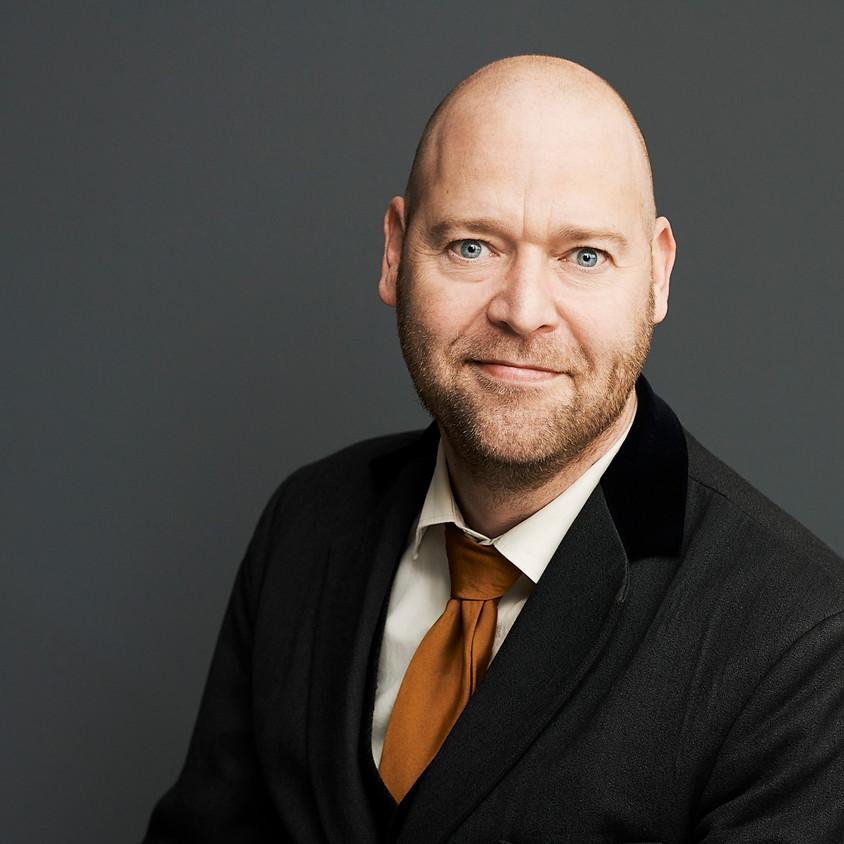 Velkomstreception for forstander Anders Fogh Jensen