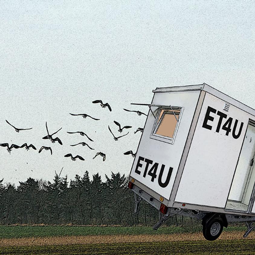 ET4U - på tur med et kunstprojekt