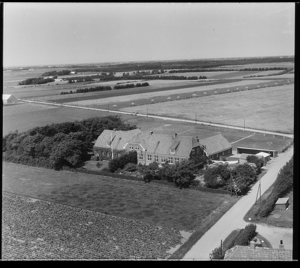 Vesttarp Skole 1957