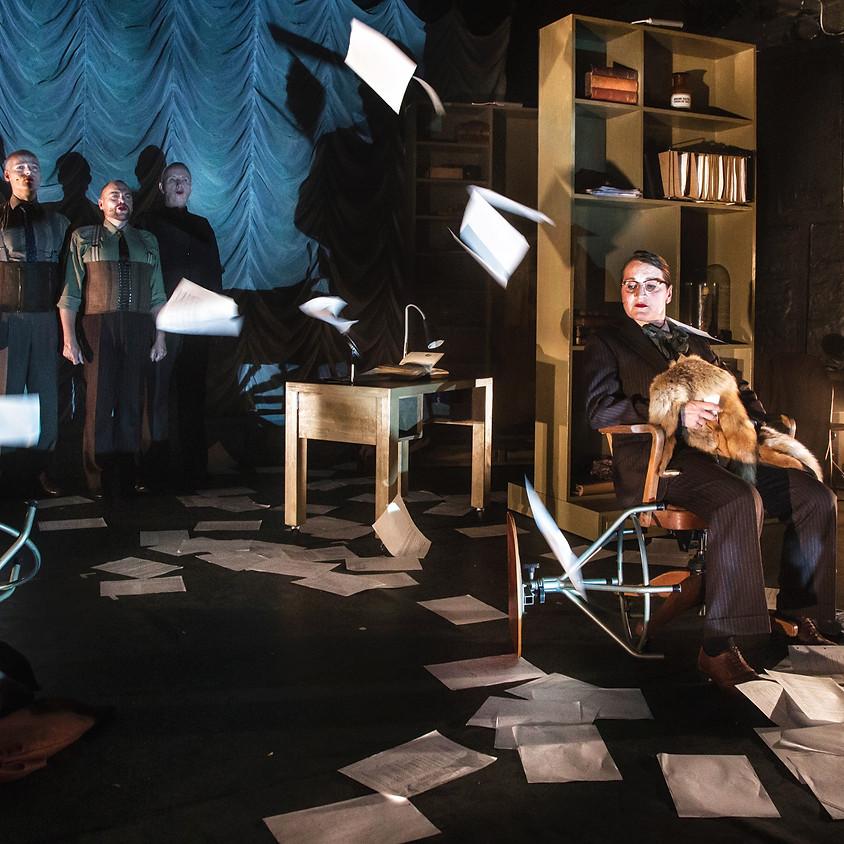 Teaterforstilling: The Einstein of Sex