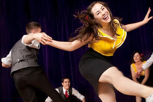 Swing Workshop: Teen & Adults