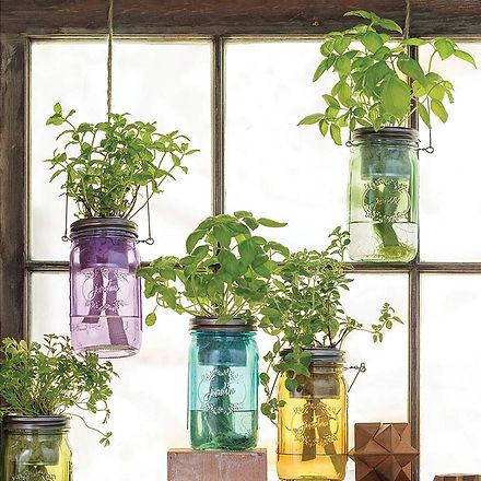 self-watering-mason-jar-indoor-herb-gard