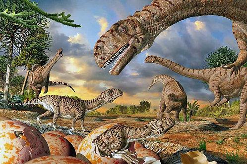 Denali's Dinosaurs